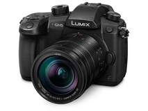 Panasonic Lumix GH5 Mirrorless Micro Four Thirds Digital Camera with Leica 12-60mm f/2.8-4 lens