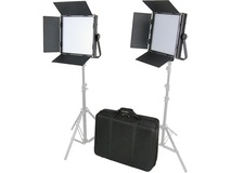 CAME-TV High CRI Digital 1024 Bi-Color LED 2-Light Kit