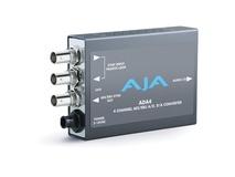 AJA ADA4 Bidirectional Audio Converter