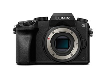 Panasonic Lumix DMC-G7 Mirrorless Micro Four Thirds Digital Camera (Black Body)