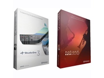 PreSonus Artist Bundle S1 PRO3 and Notion 6 (Download)