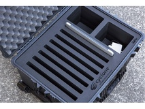 "Kinetic Custom Case for 8 MacBook Air 13"" (Black)"