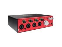 Focusrite Clarett 4Pre - Thunderbolt Audio Interface