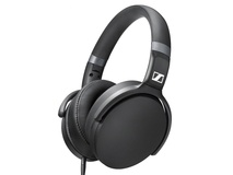 Sennheiser HD 4.30G Over-Ear Headphones with 3-Button Remote Mic (Black)