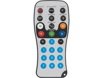Elation Professional Wireless Infrared Remote Controller for ELAR Series LED Lights