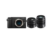 Panasonic GX85 & 14-42mm & 45-150mm Lumix Lens Black