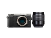 Panasonic Lumix GX85 + 14-140mm lens Silver