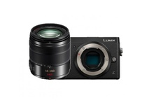 Panasonic Lumix GX85 + 14-140mm lens Black