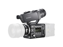 Sony PMW-F55 4K Digital Cinema Camera LCD Bundle
