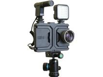 Mela Mount Video Stabilizer Pro Multimedia Rig Case for iPhone 6/6s
