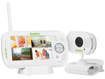 "Uniden BW3101 4.3"" Digital Wireless Baby Video Monitor"