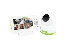 "Uniden BW3451R 4.3"" Digital Wireless Baby Video Monitor - Pan & Tilt"