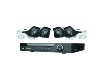 Uniden Guardian NVR Full HD+ Security System with 4x Weatherproof (4MP) Cameras