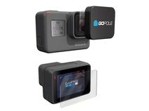 GoPole HERO 5 Lens + LCD Protection Kit (Black)