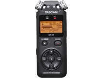 Tascam DR05 MKII Portable Digital Recorder EX DEMO