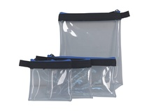 ORCA OR-18 Transparent Pouch Set for Accessories (4-Pack)