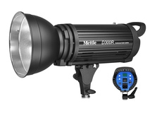 Mettle D300R Professional High Speed Flash - 300W - Stroboscopic