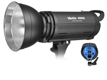 Mettle 400Q Professional High Speed Flash - 400W