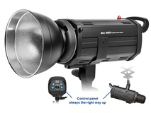 Mettle Mars400 Professional Studio Flash - 800W