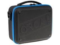 ORCA OR-67 Hard Shell Accessories Bag (Small, Black)