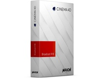 Maxon Cinema 4D Broadcast R18 Full Non-Floating Licence - 5 or more licences (Download)