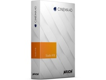 Maxon Cinema 4D Studio R18 Upgrade from Broadcast R16 (Download)