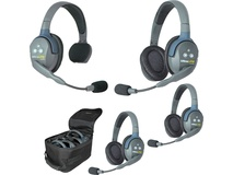 Eartec UL413 UltraLITE 413 4-Person Headset System