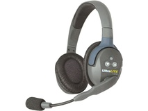 Eartec ULDM UltraLITE Dual-Ear Master Headset with Rechargeable Lithium Battery