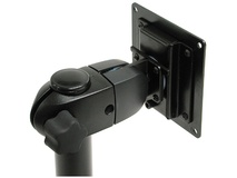Ergotron DS100 Clamping Single Pivot (Black)