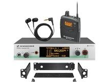 Sennheiser EW300 IEM G3 Wireless Stereo Audio Monitoring System (A: 516-558MHz) (Open Box Special)