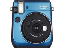 Fujifilm instax mini 70 Instant Film Camera (Island Blue)