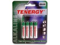 Fenix Flashlight Tenergy Standard AAA Alkaline Batteries (1.5V, 4-Pack)