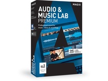 MAGIX Entertainment Audio & Music Lab Premium - Music Production Software (Download)