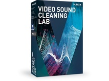 MAGIX Entertainment Video Sound Cleaning Lab - Audio Optimization Software (Download)