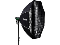 Phottix 122cm Solas Octagon Softbox w/ Grid