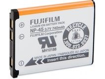 Fujifilm NP-45 Lithium-Ion Rechargeable Battery (3.7V, 740mAh)