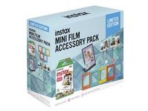 Fujifilm FFIMACC2 Instax Mini Limited Edition Film Accessory Pack