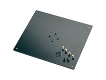 K&M 26792-1211 Bearing Plate (Black)
