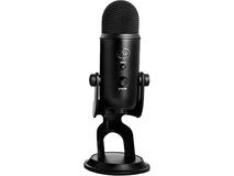 Blue Yeti USB Microphone (Blackout)