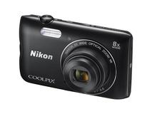 Nikon COOLPIX A300 Digital Camera (Black)