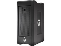 G-Technology G-SPEED Shuttle XL 18TB 8-Bay Thunderbolt 2 RAID Array with Two ev Bay Adapters