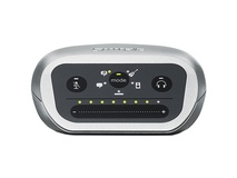 Shure MOTIV MVi Digital Audio Interface for Mac, Windows, iPhone, iPod, iPad and Android (Silver)