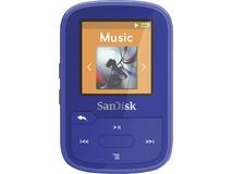 SanDisk 16GB Clip Sport PLUS (Blue)