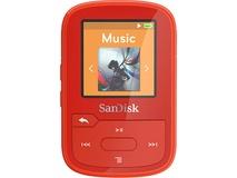 SanDisk 16GB Clip Sport PLUS (Red)