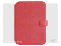 Belkin Verve Tab Folio for Kindle Touch - Sunset Pink