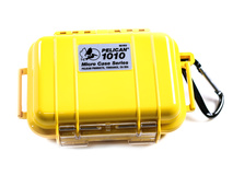 Pelican 1010 Micro Case (Yellow)