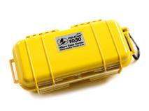 Pelican 1030 Micro Case (Yellow)