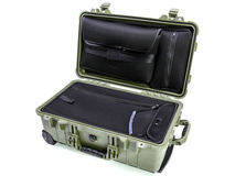 Pelican 1510 Laptop Overnight Case (Olive Drab Green)