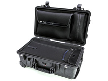 Pelican 1510 Laptop Overnight Case (Black)