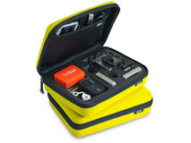 SP POV Case small - GoPro Edition Yellow